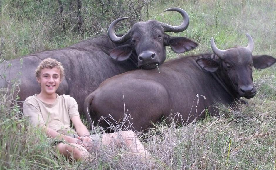 The Boy Who Lived with Buffalo – the Buffalo Whisperer (1/2)