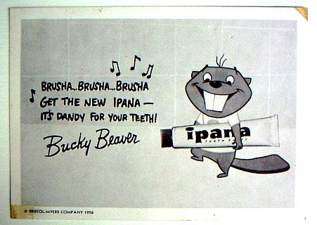 bucky beaver iPana