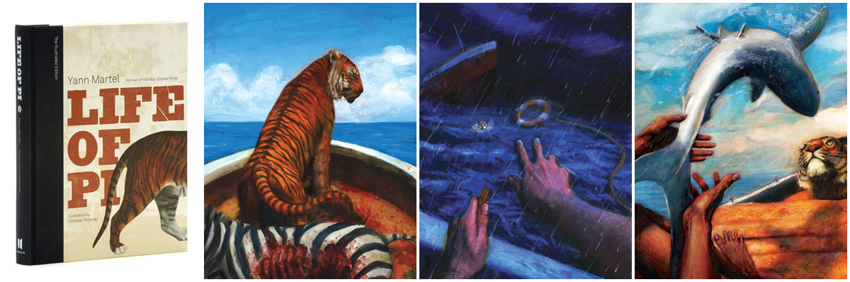 The life of pi book review fascinating animals for Life of pi animals