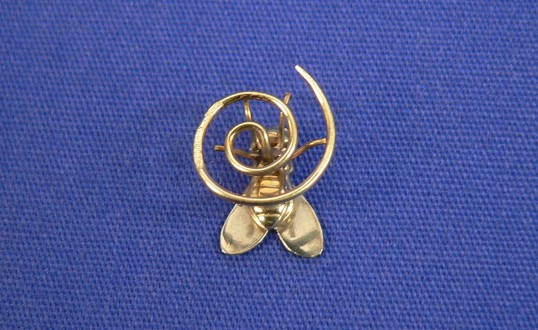 austrian fly brooch2
