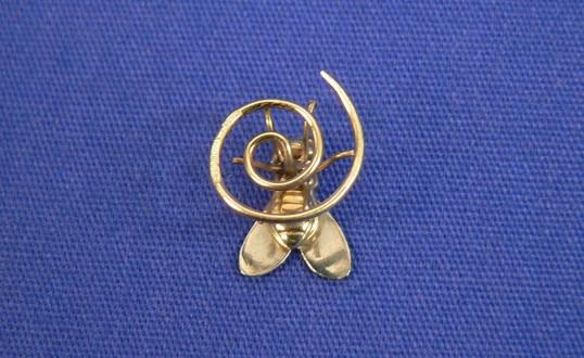 austrian fly brooch2
