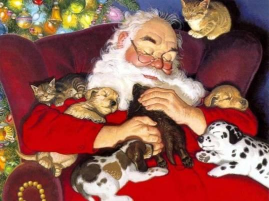 Christmasanimals