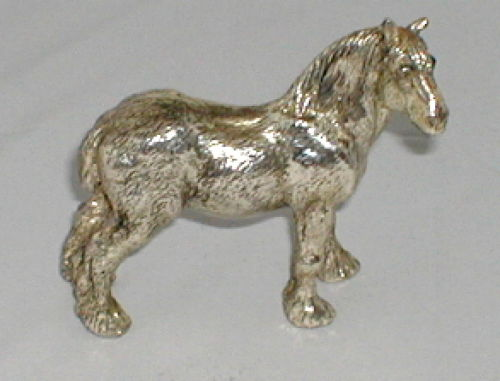 Royal Hampshire Foundry Pewter Horse